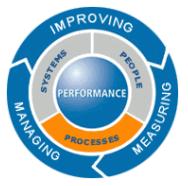 leap ahead business servicescontinuous improvement diagram